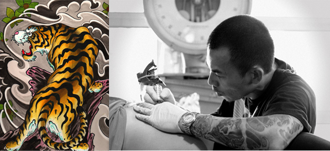 San diego remington tattoo parlor for Best tattoo shops in san diego