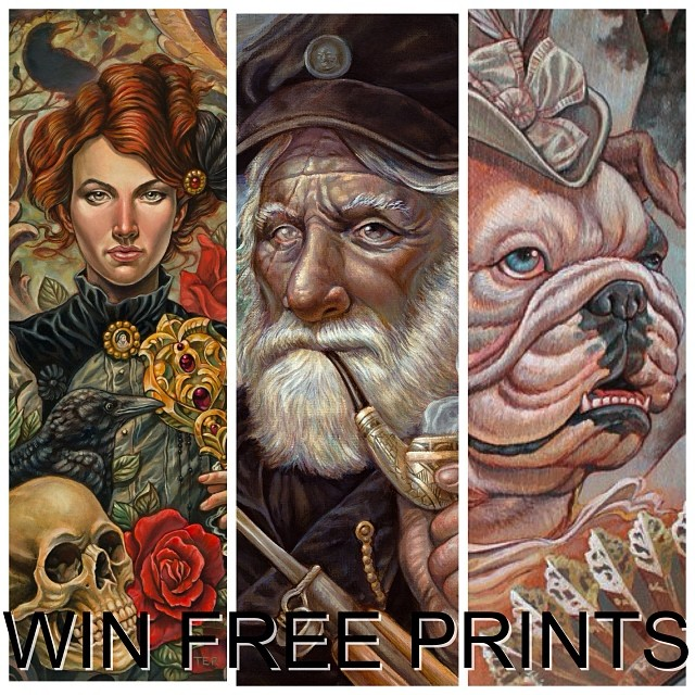 San Diego Tattoo Shop - Remington Tattoo - Win Free Prints