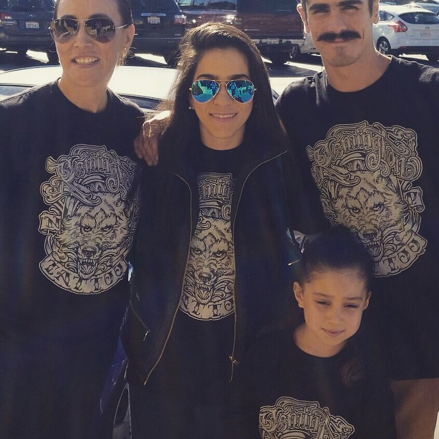 Remington Tattoo Family