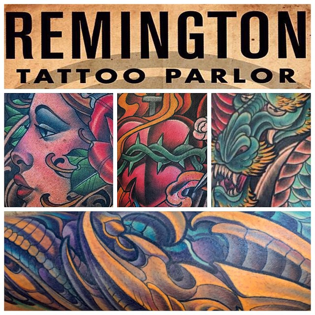 Remington Tattoo in North Park seeks a responsible worker to preform front counter/shop assistant duties. Customer Service experience required, scheduling experience a plus. Job requirements include answering the phone, cleaning, scheduling, social media posting, running errands and other odd jobs. Tattoo shop experience or familiarity with tattoos a plus. The right candidate will be organized, friendly, punctual, responsible and have a go-getter mentality. Job hours are Fri-Sun 12-8 with potential to turn in to full time position. Job wage is $10hr If you wish to apply please send a resume with references to TerryRibera@gmail.com No calls please!!