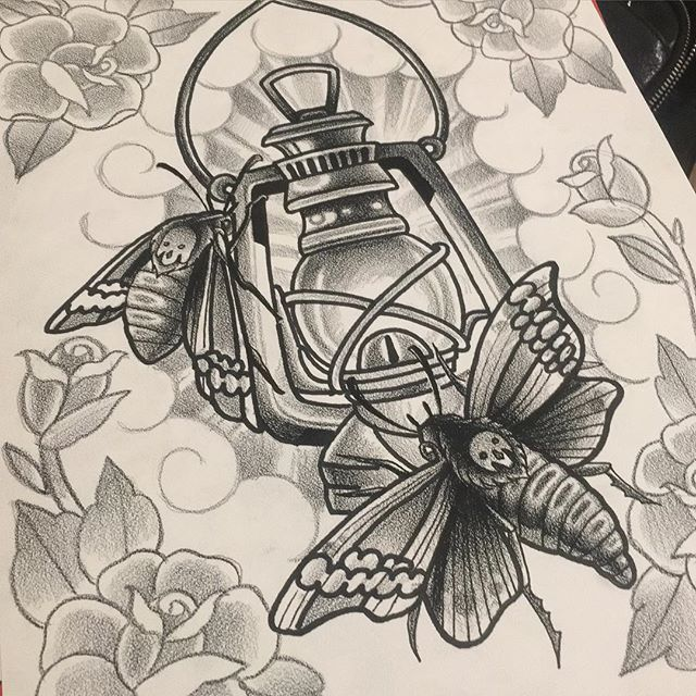 A new design up for grabs from @chriscockadoodledo bookings can be made at remingontattoo.com #remingtontattoo #drawing #coquille #deathheadmoth #tijuanatattoo #sandiegotattoo #craftbeerporn