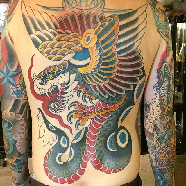 Work in progress by @theblacktroll #art #tattoo #tattoos #tattooart #remington #remingtontattoo #shannonnordintattoos #northpark #30thst #sandiegotattoo #sandiegotattooshop #sandiegotattooartist #sandiegoartist #northpark